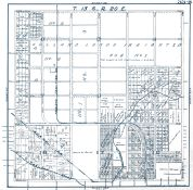 Sheet 33b - Township 13 S., Range 20 E, Fresno County 1923